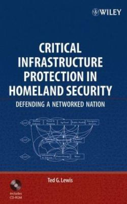 Critical Infrastructure Protection in Homeland Security: Defending a Networked Nation [With CDROM] 9780471786283