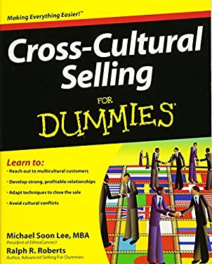 Cross-Cultural Selling for Dummies 9780470377017