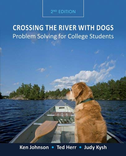 Crossing the River with Dogs: Problem Solving for College Students