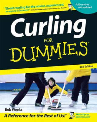 Curling for Dummies 9780470838280