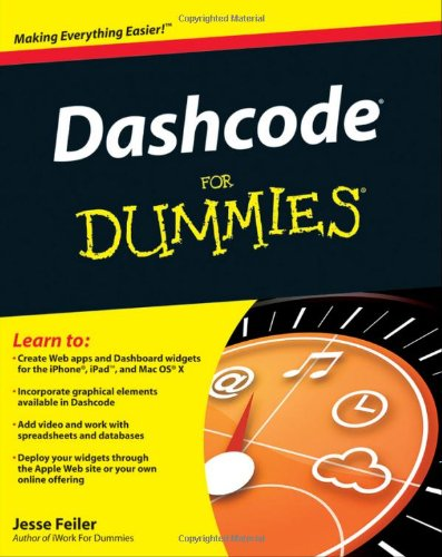 Dashcode for Dummies 9780470884737