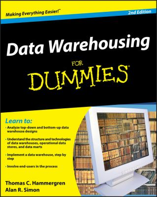 Data Warehousing for Dummies 9780470407479