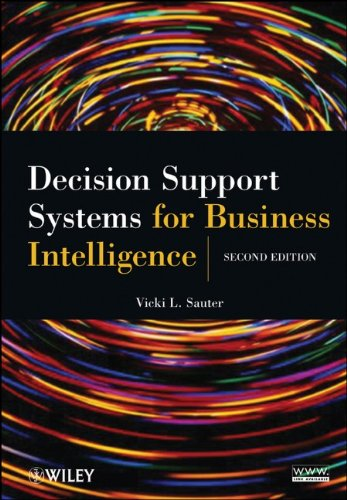 Decision Support Systems for Business Intelligence 9780470433744