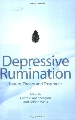 Depressive Rumination: Nature, Theory and Treatment 9780471486930
