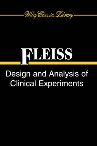 Design and Analysis of Clinical Experiments 9780471349914
