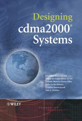 Designing Cdma2000 Systems 9780470853993