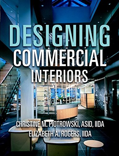 Designing Commercial Interiors 9780471171034
