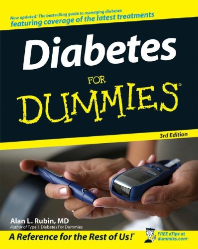 Diabetes for Dummies 9780470270868