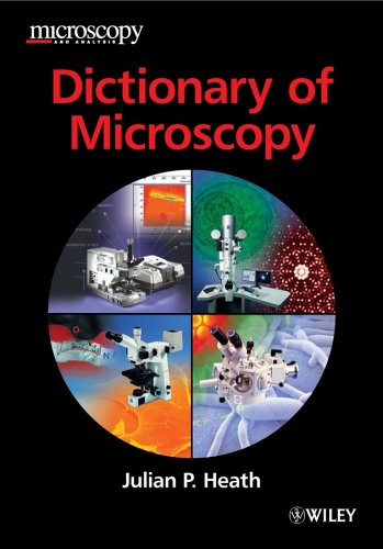 Dictionary of Microscopy 9780470011997