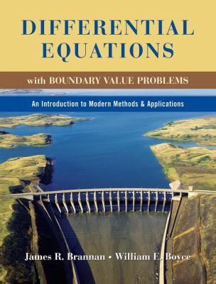 Differential Equations with Boundary Value Problems: An Introduction to Modern Methods and Applications 9780470418505