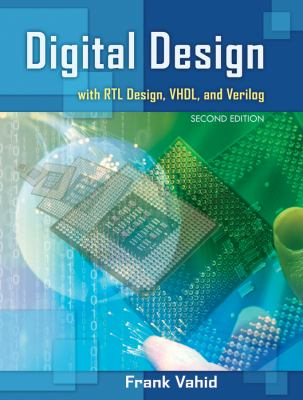Digital Design with RTL Design, VHDL, and Verilog 9780470531082