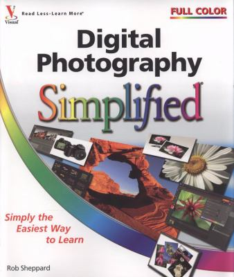 Digital Photography Simplified 9780470380253