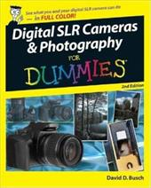 Digital SLR Cameras & Photography for Dummies 1509903