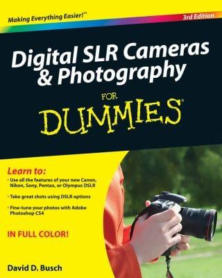 DSLR Settings & Shortcuts For Dummies Cheat Sheet - dummies