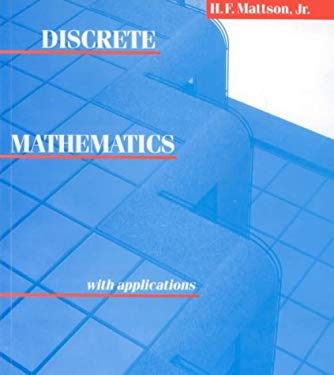 Discrete Mathematics with Applications 9780471606727