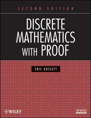 Discrete Mathematics with Proof 9780470457931