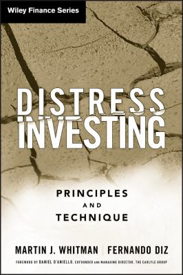 Distress Investing: Principles and Technique 9780470117675