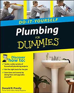Do-It-Yourself Plumbing for Dummies 9780470173442
