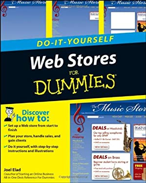 Do-It-Yourself Web Stores for Dummies 9780470174432