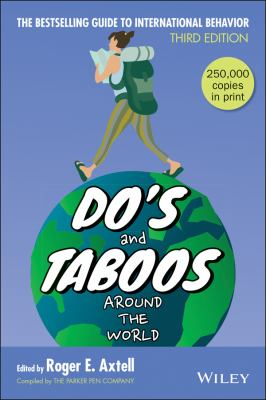 Do's and Taboos Around the World 9780471595281