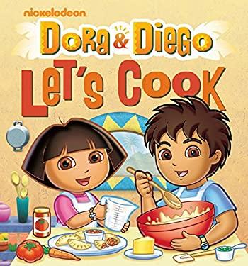 Dora & Diego Let's Cook 9780470639429