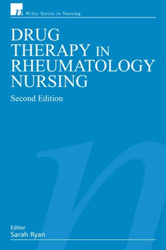 Drug Therapy in Rheumatology Nursing 9780470027660