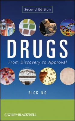Drugs: From Discovery to Approval 9780470195109