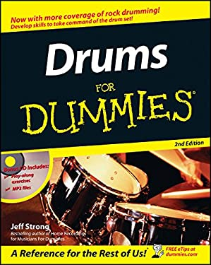 Drums for Dummies [With CD-ROM] 9780471794110