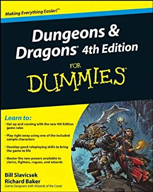 Dungeons & Dragons for Dummies 9780470292907
