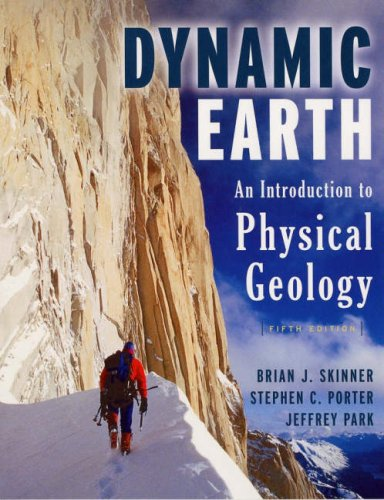 Dynamic Earth: An Introduction to Physical Geology [With CDROM] 9780471152286