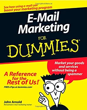 E-mail Marketing for Dummies 9780470190876