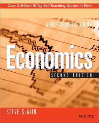 Economics: A Self-Teaching Guide 9780471317524