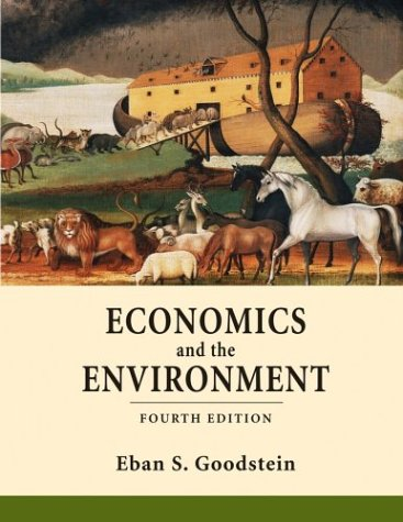 Economics and the Environment 9780471470540