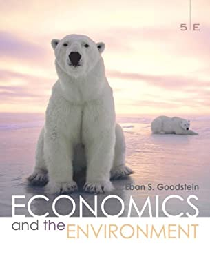 Economics and the Environment 9780471763093