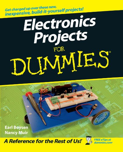 Electronics Projects for Dummies 9780470009680