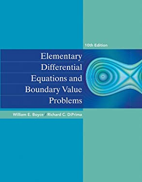 Elementary Differential Equations and Boundary Value Problems 9780470458310
