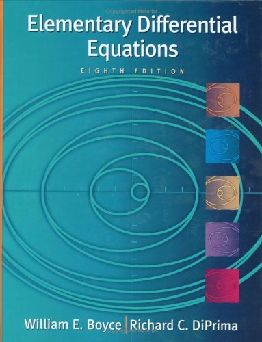 Elementary Differential Equations, with Ode Architect CD 9780471433392