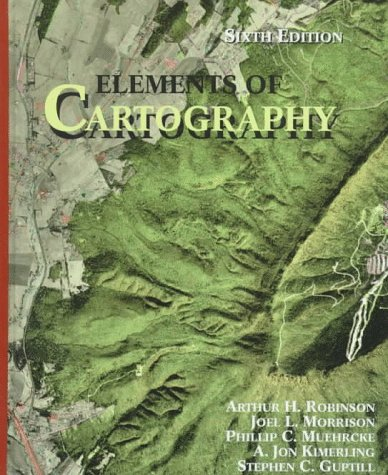 Elements of Cartography 9780471555797