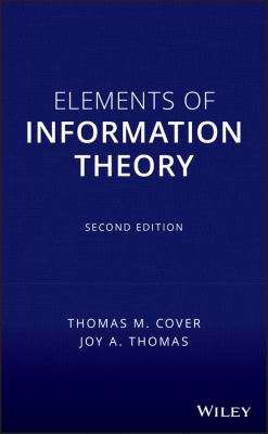 Elements of Information Theory 9780471241959