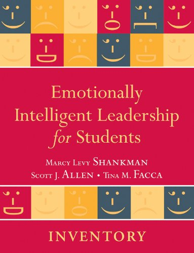Emotionally Intelligent Leadership for Students: Inventory 9780470615720