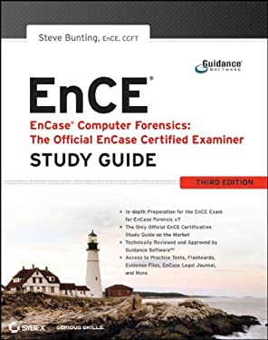 Encase Computer Forensics -- The Official Ence: Encase Certified Examiner Study Guide 9780470901069