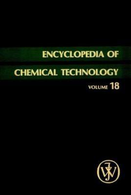 Encyclopedia of Chemical Technology, Plant-Growth Substances to Potassium Compounds 9780471020714