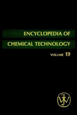Encyclopedia of Chemical Technology, Powder Coating to Recycling (Rubber) 9780471020721