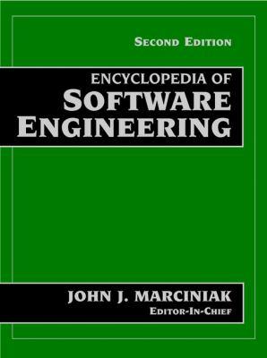 Encyclopedia of Software Engineering, 2 Volume Set 9780471377375