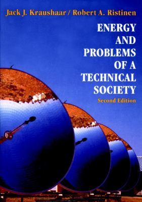 Energy and Problems of a Technical Society 9780471573104