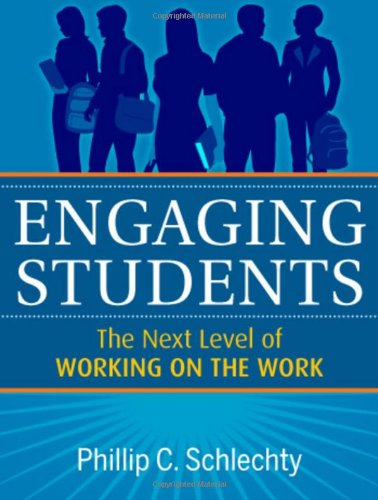 Engaging Students: The Next Level of Working on the Work 9780470640081