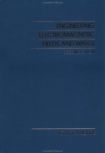 Engineering Electromagnetic Fields and Waves 9780471098799