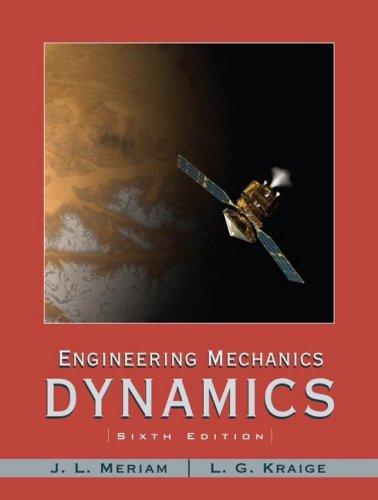 Engineering Mechanics: Dynamics: Volume 2 9780471739319