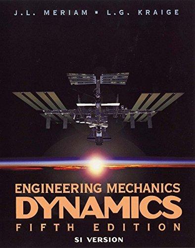 Engineering Mechanics: Dynamics 9780471266068