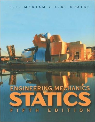 Engineering Mechanics , Statics 9780471406464